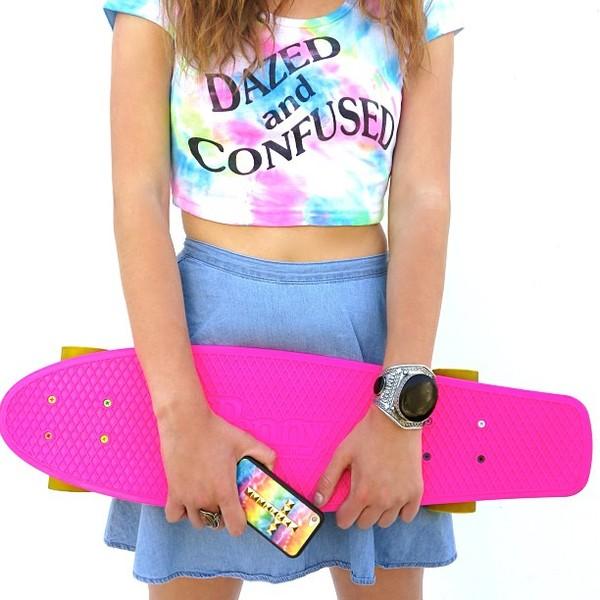 t-shirt clothes top t-shirt crop tops bag skirt jewels