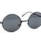 Round lens metal frame sunglasses john lennon ozzy 60s harry potter vtg retro | ebay