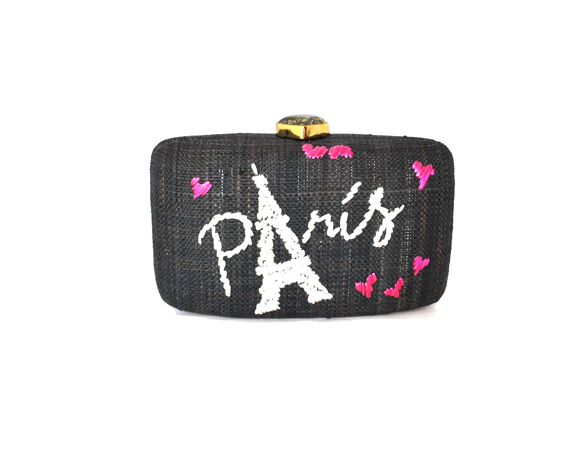 PARIS CLUTCH | Kayu Design