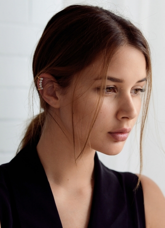 harper & harley blogger ear cuff jewels
