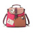 Eiffel Tower Pattern Backpack in Pink [FPB740] - PersunMall.com