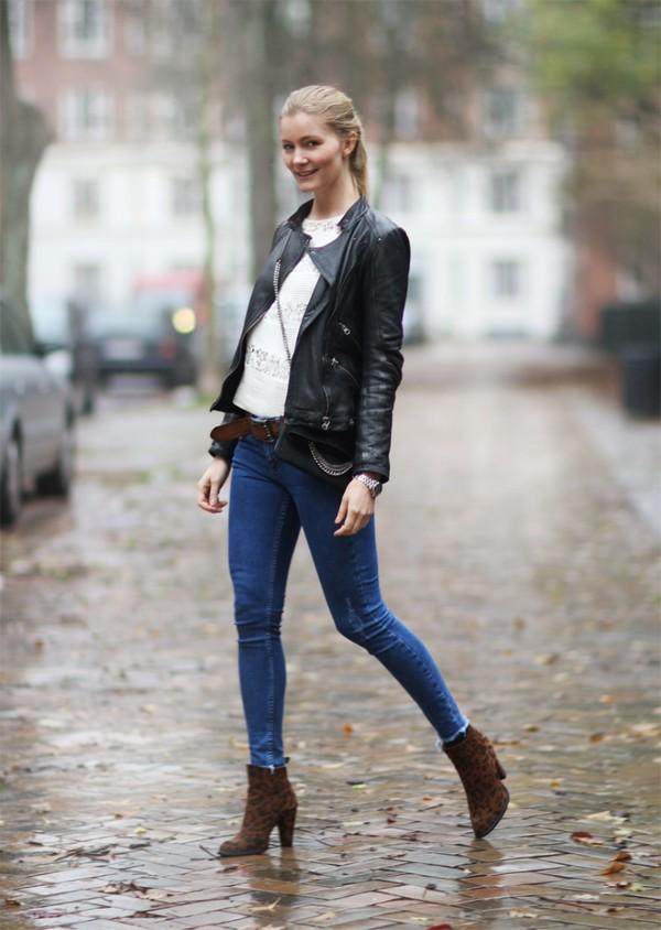 passions for fashion t-shirt jacket jeans bag shoes belt