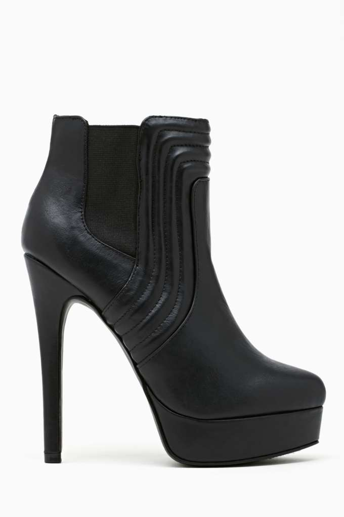 Shoe Cult Neo Platform Boot in  Shoes Boots at Nasty Gal