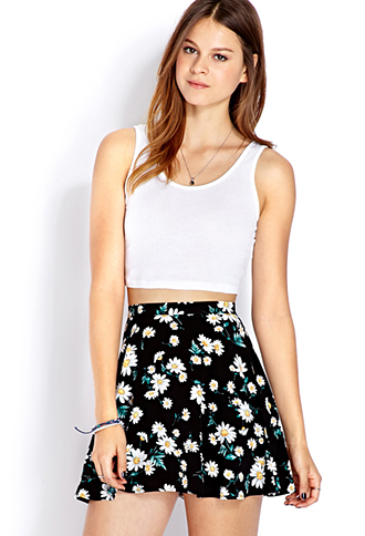 Must-Have Knit Crop Top | FOREVER21 - 2000107595
