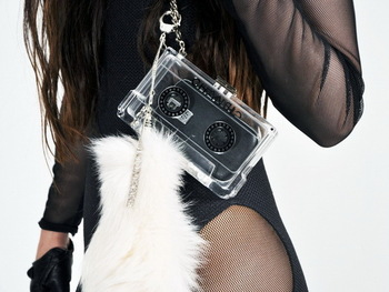 2013 fashion designer brand women clear transparent shoulder bag acrylic Brick clutch bag vintage perfume clutch cassette clutch-in Clutches from Luggage & Bags on Aliexpress.com