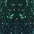 Buy Motel Gabby Sequin Dress in Green Iridescent  at Motel Rocks