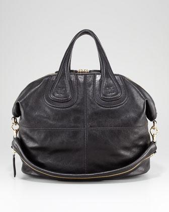 Givenchy Nightingale Zanzi Leather Bag, Medium - Bergdorf Goodman