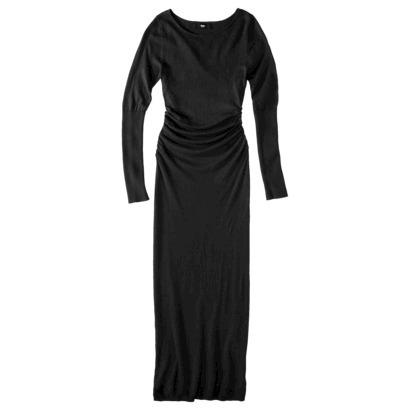 Mossimo® Women's Longsleeve Scoop Neck Maxi ... : Target