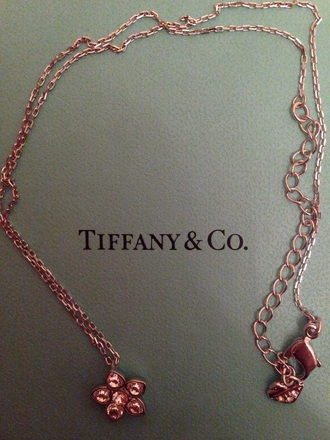 jewels tiffany and co necklace tiffany