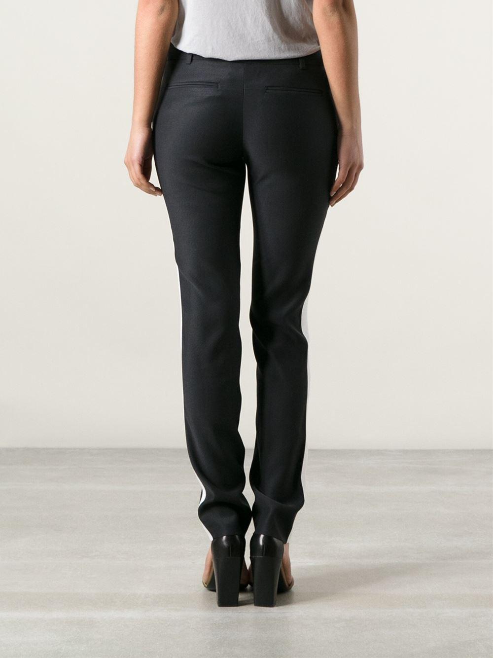 Zadig & Voltaire 'posh' Skinny Trousers - Irina Kha - Farfetch.com