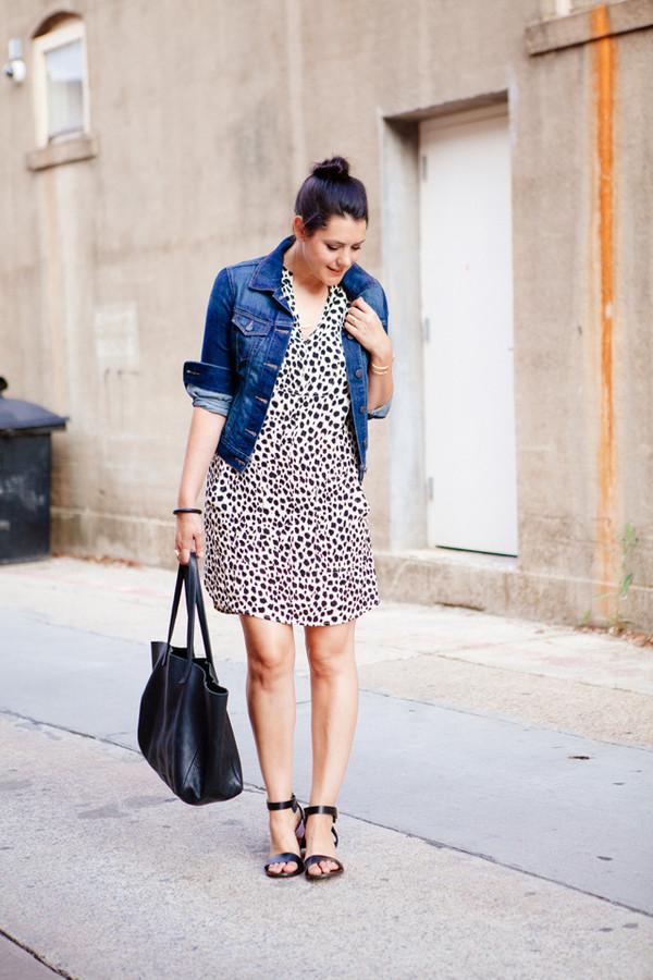 kendi everyday jacket bag shoes dress