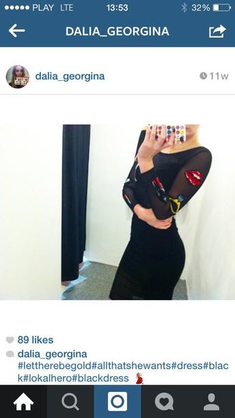dress local hero black dress instagram instagram