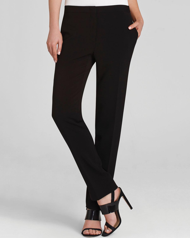 BCBGMAXAZRIA Pants - Tarik Straight Leg   Bloomingdale's