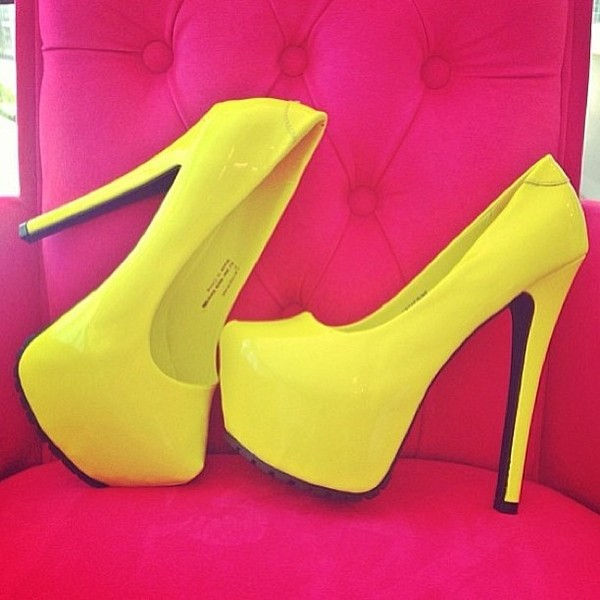 shoes neon neon yellow neon yellow shoes