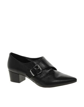 ASOS | ASOS SEESAW Leather Heels at ASOS