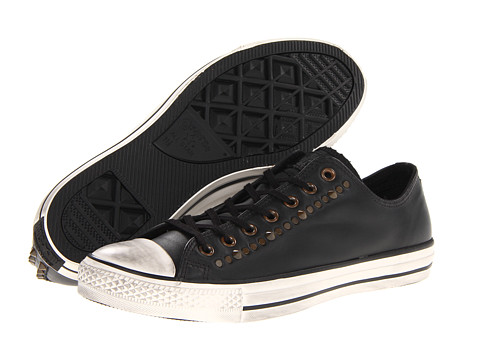 Converse Chuck Taylor® All Star® Studded Ox Black - Zappos.com Free Shipping BOTH Ways