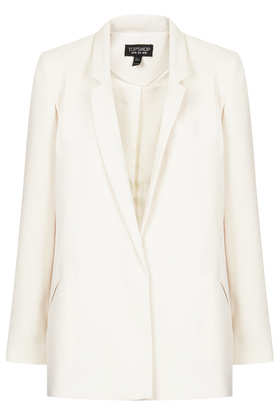 Tailored Long Line Blazer - Blazers - Jackets & Coats  - Clothing - Topshop