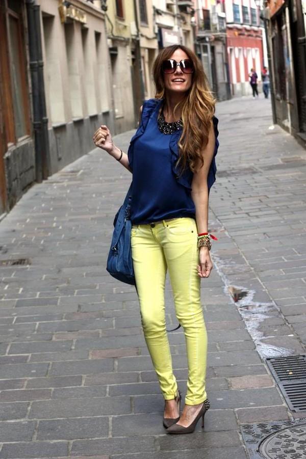 rebel attitude pants t-shirt shoes jewels bag
