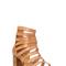 Modernist strappy sandals - heels - 2000126680 - forever 21 eu