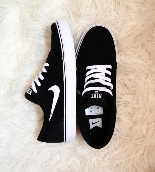 shoes vintage blogger retro sneakers hip style love black white street