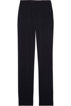 Lana wool-twill straight-leg pants | The Row | THE OUTNET