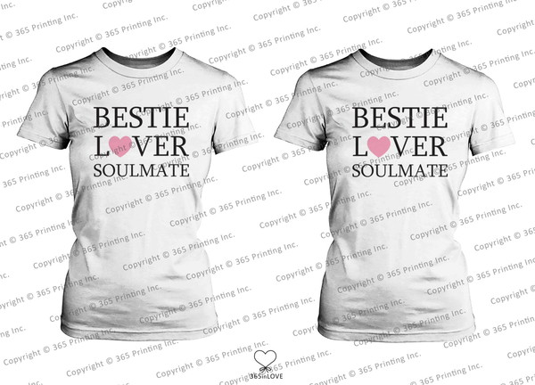 shirt besties bff bff bff soulmate soulmates soul sisters best friend shirts matching shirts matching shirts for best friends