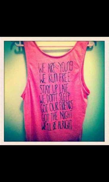 shirt quote on it top nice peri.marie
