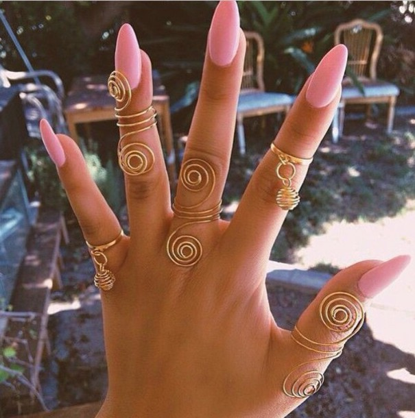 ring knuckle ring jewels