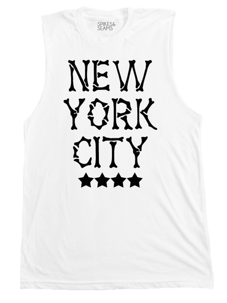 NYC Seeing Stars Tee                           | Spikes and Seams