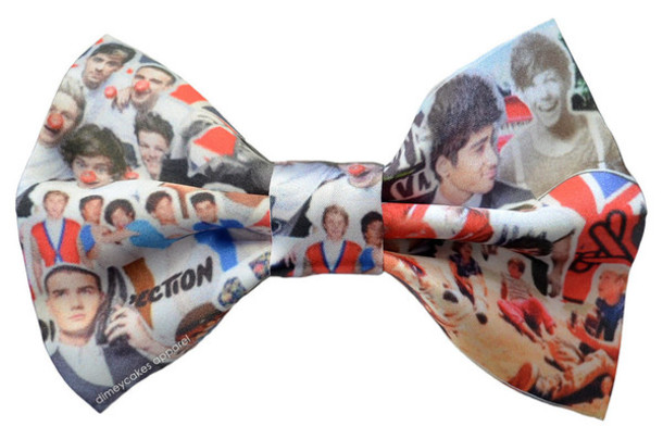hair bow one direction