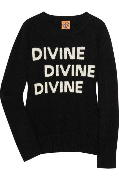Tory Burch Divine cashmere sweater - 65% Off Now at THE OUTNET ($100-200) - Svpply