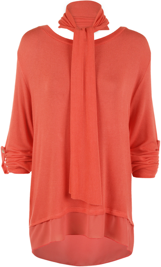 coral clothes accessories shirt top blouse default category evening tops
