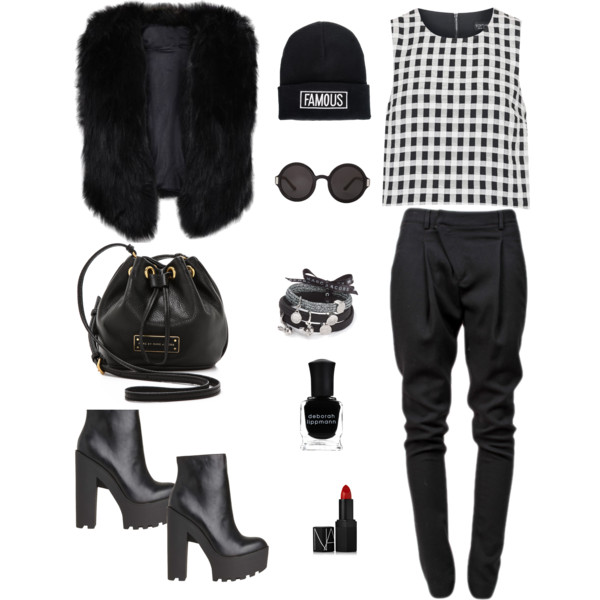 CANT GET ENOUGH OF BLACK - Polyvore