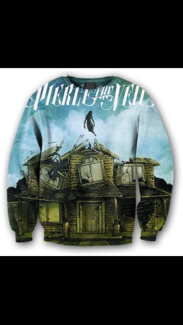sweater pierce the veil