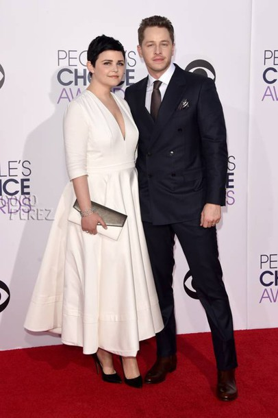 people's choice awards ginnifer goodwin white dress