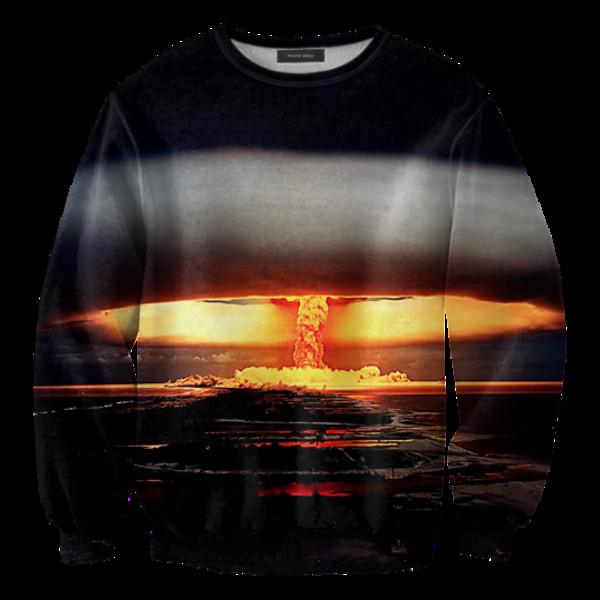 sweater kaboom black