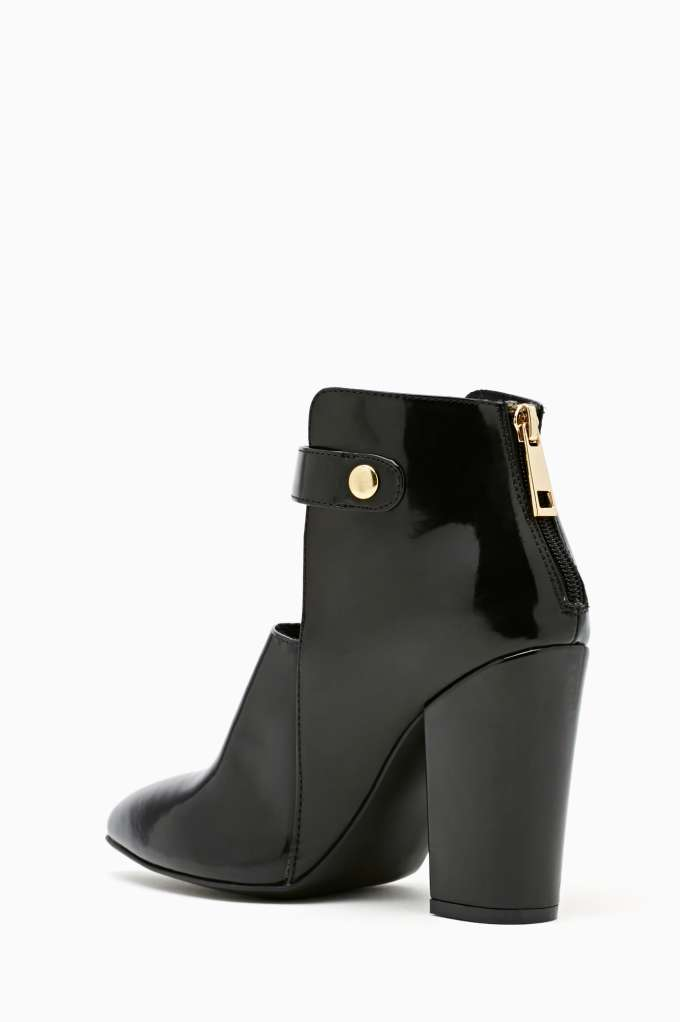 Shoe Cult Bossy Bootie | Shop Shoe Cult at Nasty Gal