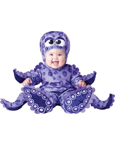 Tiny Tentacles Baby Costume