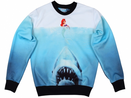 Original SWEET SWEAT ARIEL vs SHARK | Fusion® clothing!