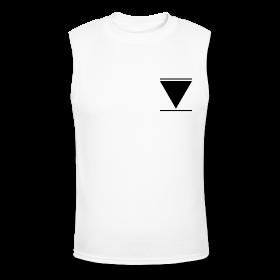 V (small triangle) Men's Muscle shirt | JonasWorld Merch Store