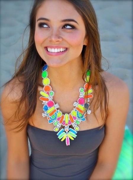jewels neon jewelry