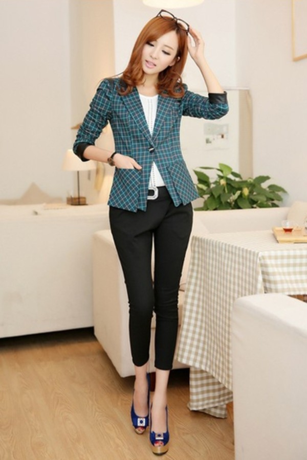 jacket blazer clothes fashion