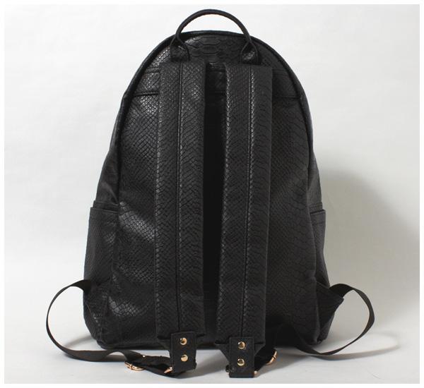 onspotz | Rakuten Global Market: Mickey Mouse No1 rucksack backpack bag black Python JOYRICH PYTHON BACKPACK BLACK #OG: B