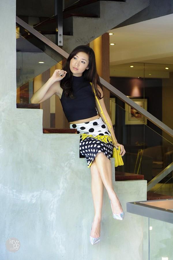 kryzuy t-shirt skirt shoes bag