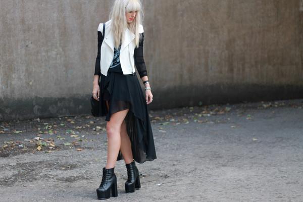 saraluxe sunglasses jacket dress skirt shoes tank top bag