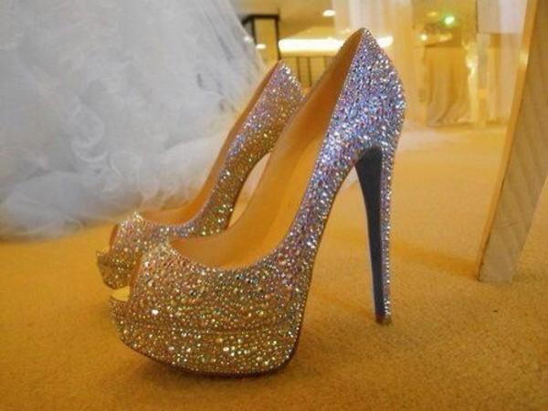 shoes sparkle silver shoes silver glitter silver platforms