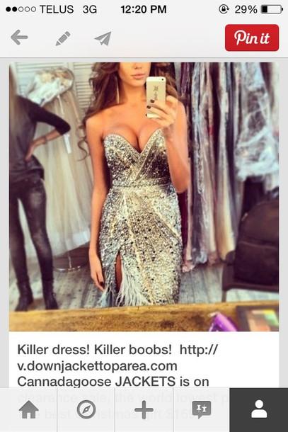 dress prom dress prom sparkly dress beautiful