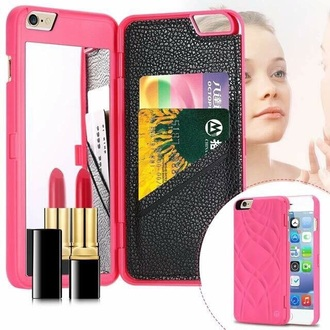 phone cover iphone mirror case iphone cover iphone case iphone mirror lense mirror card holder phone case iphone 6 case iphone 5 case quote on it phone case chanel iphone 6 6s case card case crossbar mirror