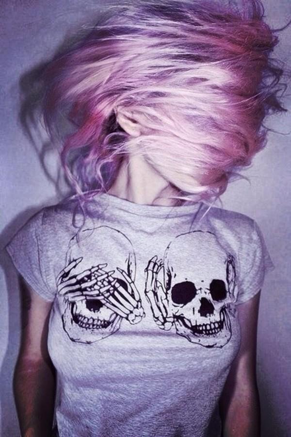t-shirt grey skeleton skeleton shirt skull t-shirt skull the blind side