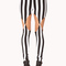 Bold suspender leggings | forever21 - 2000093138